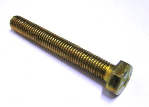 Set screw, M5x30, yellow chromate finish